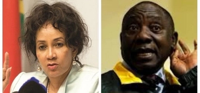 Lindiwe Sisulu is prepared to be Ramaphosa's deputy but he has to ask her nicely