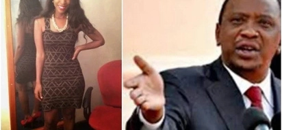 Uhuru Kenyatta ampoteza mfanyakazi wake mwingine