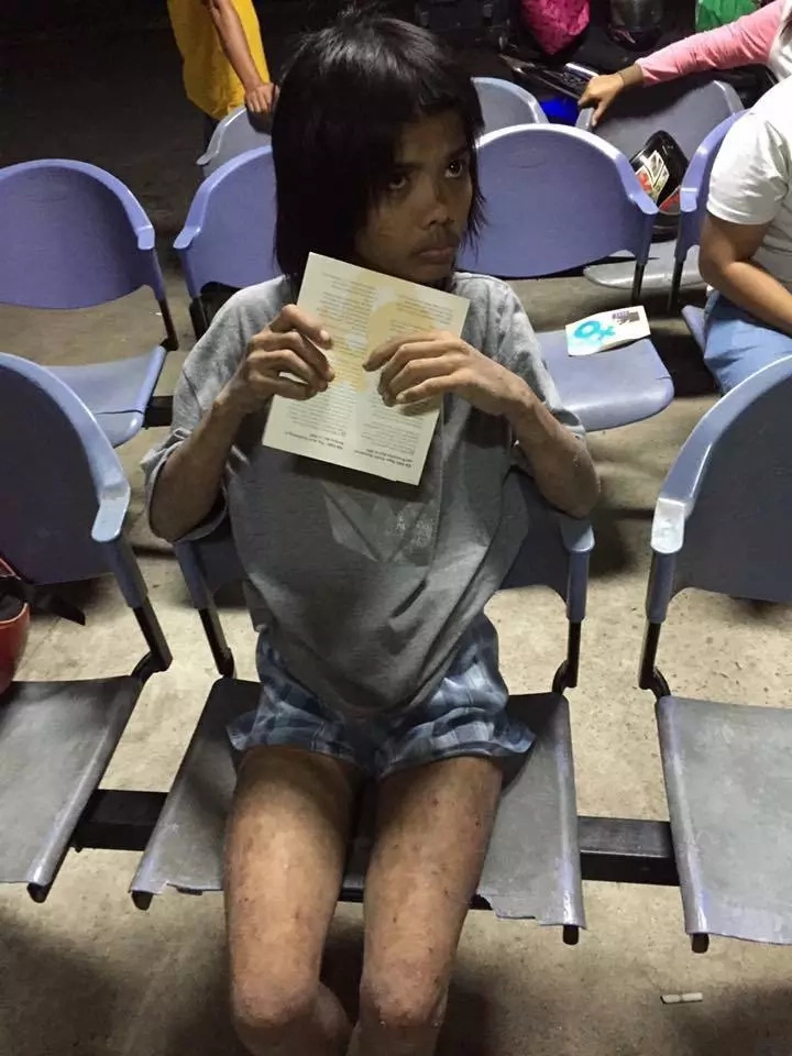 Netizen begs help for poor Pinay after touching encounter