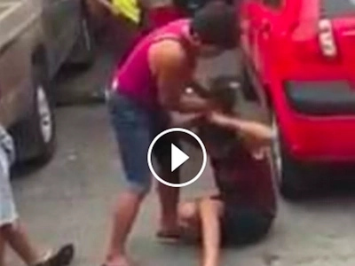 VIDEO: This is what happens when you cheat on your wife