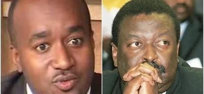Joho and Mudavadi are 'parasites' sucking Raila's blood (video)
