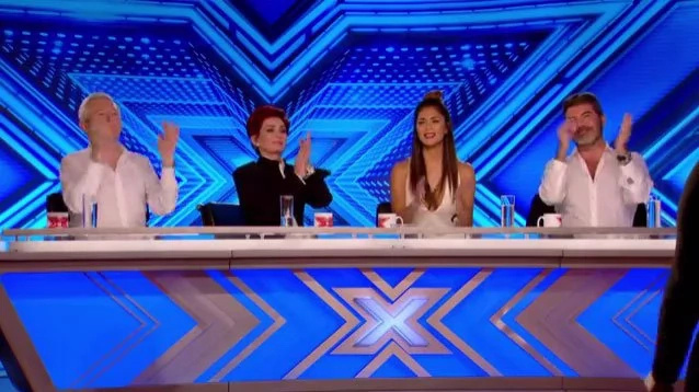 Filipina impressed all judges at UK X Factor auditions