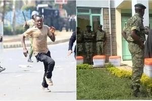 One dead, scores injured in violent Homabay ODM primaries