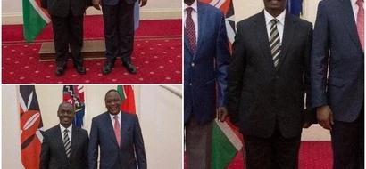 Haya ndiyo yalijadiliwa katika mkutano kati ya Kabogo, Uhuru na Ruto