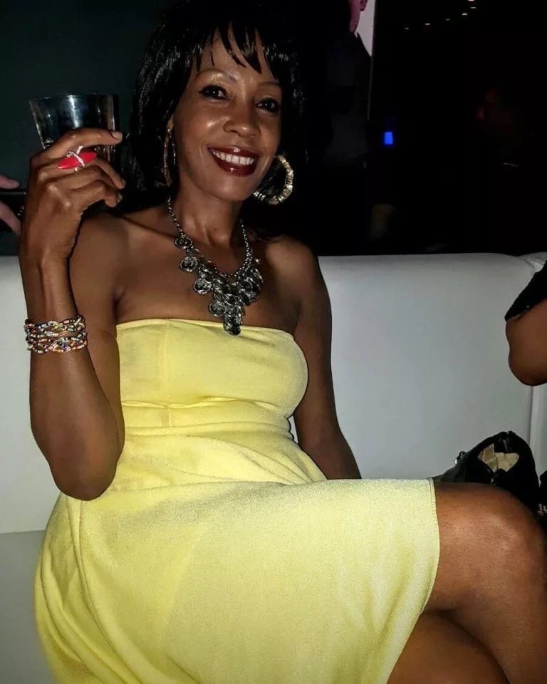 Eric Omondi's mother-in-law looks better than all your campus hotties put together