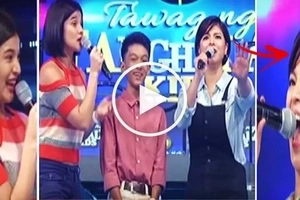 Singing lesson from the expert! Watch Anne Curtis teach Angel Locsin how to sing on 'It's Showtime!'