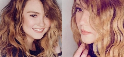 Bagay! Netizens gush over Angelica Panganiban's curly hair
