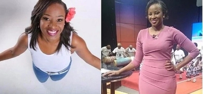 Kanze Dena introduces her brother and the ladies go crazy (photo)