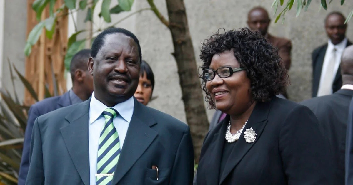 Mama Ida reveals why Raila likes using vitendawili in his campaigns