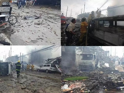10 most harrowing images of the Bocaue disaster