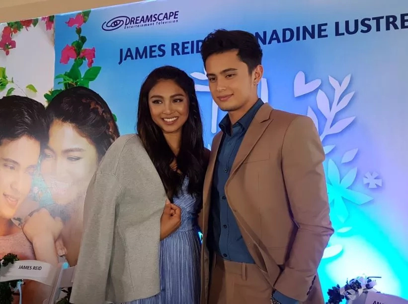 James Reid denies sister's link to Gab-Tricia split