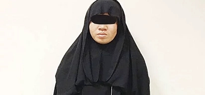 Pinay ISIS recruit, arrested in Kuwait