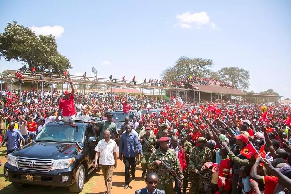 Uhuru and Tanzania