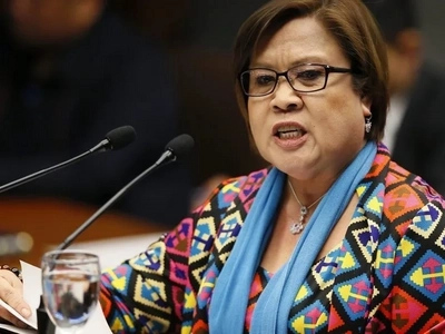 Kasinungalingan! De Lima condemns hoax news about her $6-million mansion