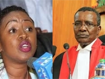Murang'a Woman Rep Sabina Chege warns Maraga over scheme to frustrate Jubilee govt