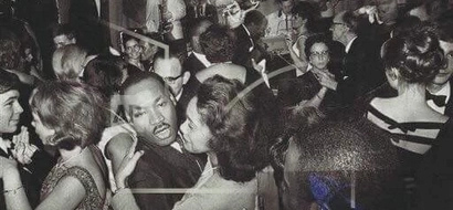 See Martin Luther King Jr. Dancing At Kenya's First Jamhuri Day Celebrations