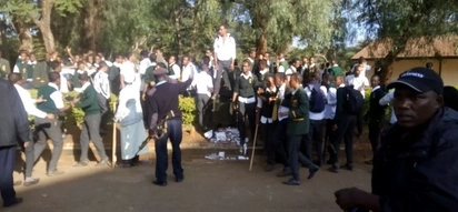Jamhuri High school closed after 35 students were injured in overnight fight