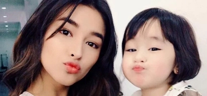 Netizens gush over the intensity of beauty on Liza Soberano and Scarlet Snow's photo together
