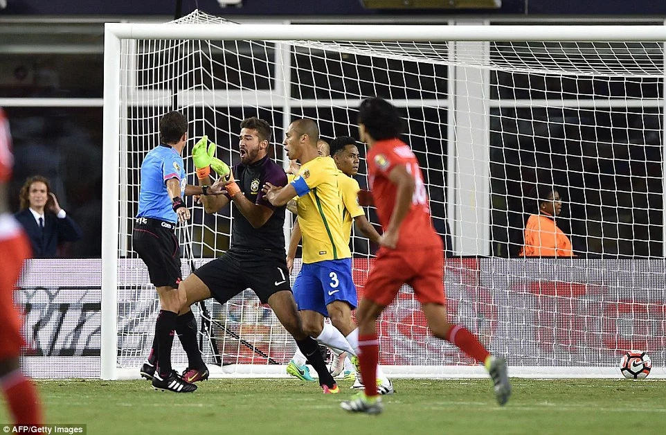 Dunga's men out of Copa America after group stage disaster