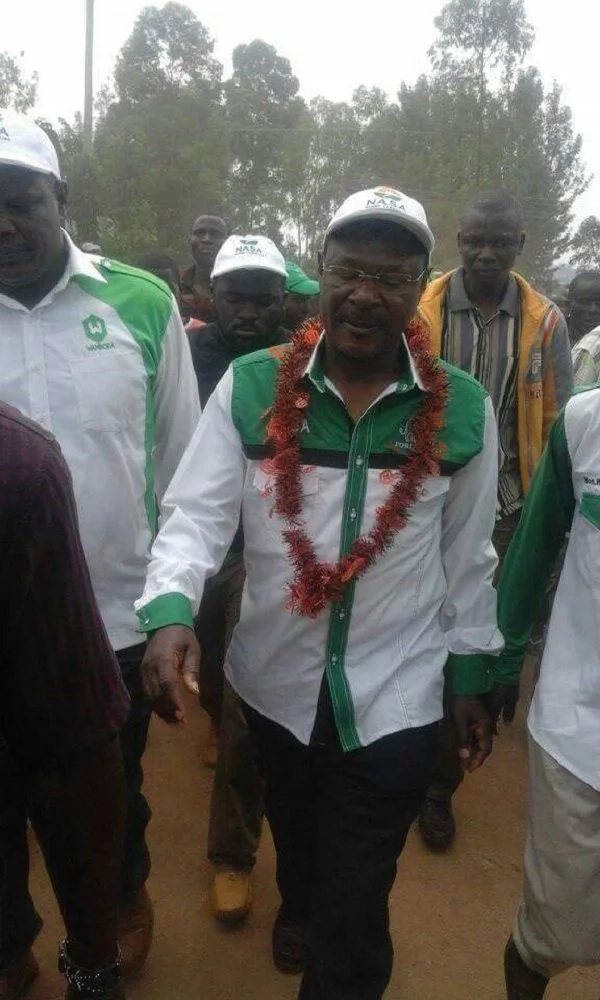 Wetangula slams Uhuru over the judiciary remarks