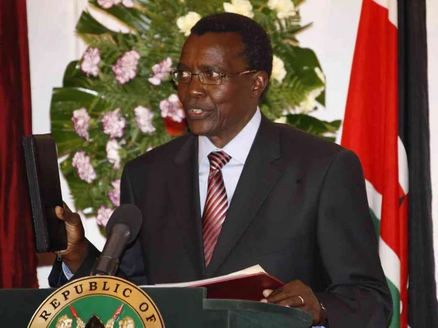 Raila congratulates new Chief Justice nominee