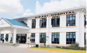 Mama Lucy Kibaki hospital on the spot over death of 3-months old baby