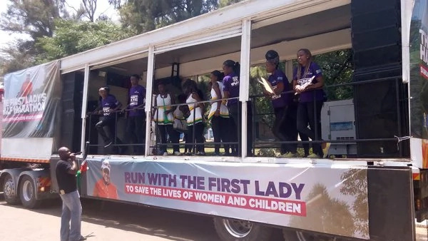 First Lady's Half Marathon to affect flow of traffic on major roads
