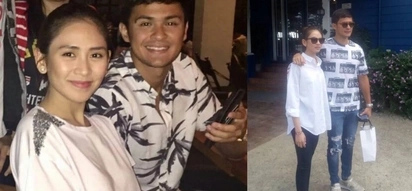 Debunking cool-off rumors! Sarah Geronimo and Matteo Guidicelli prove they are perfectly fine by dining out together