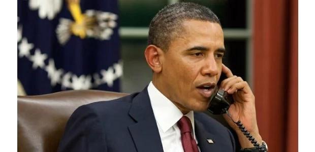 Obama calls President elect Trump