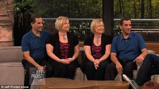 Identical Twins Marry Identical Twins, But GOSH Look At Their Children!