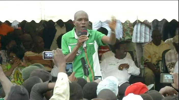 Khalwale hits Raila after the NASA leader indicated ODM would go it alone in 2022
