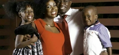 Photos: See what Ababu Namwamba's wife revealed about her husband