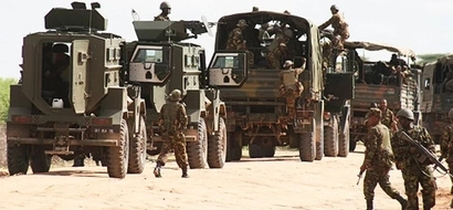 KDF soldiers ATTACKED in Somalia