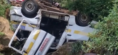 9 killed, scores injured in Makueni accident