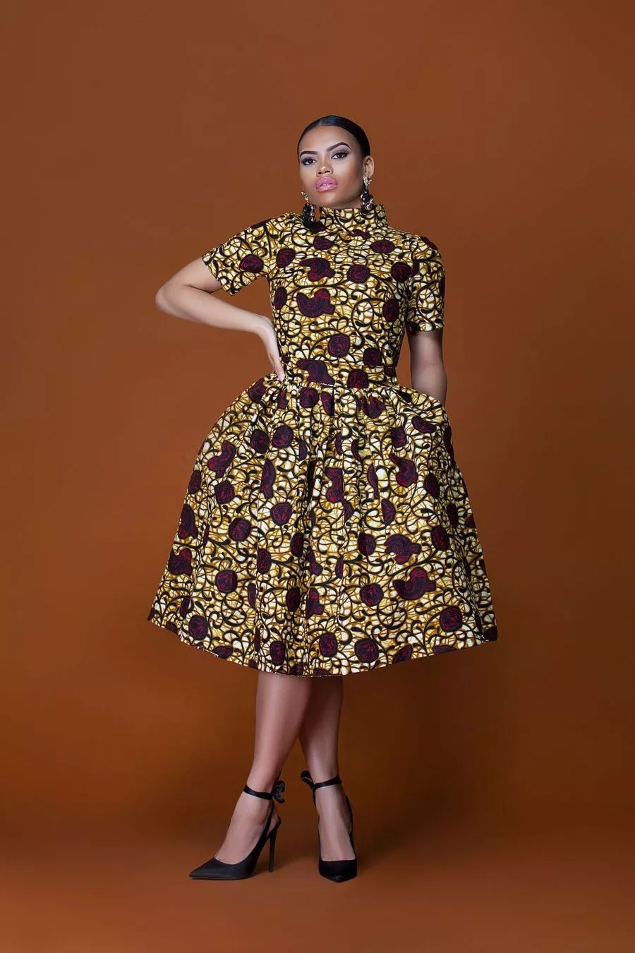 african kitenge designs for plus size ladies tukocoke
