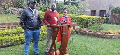 Vurugu vyazuka kati ya viongozi wa NASA na Jubilee katika taarifa kwa wanahabri Nairobi