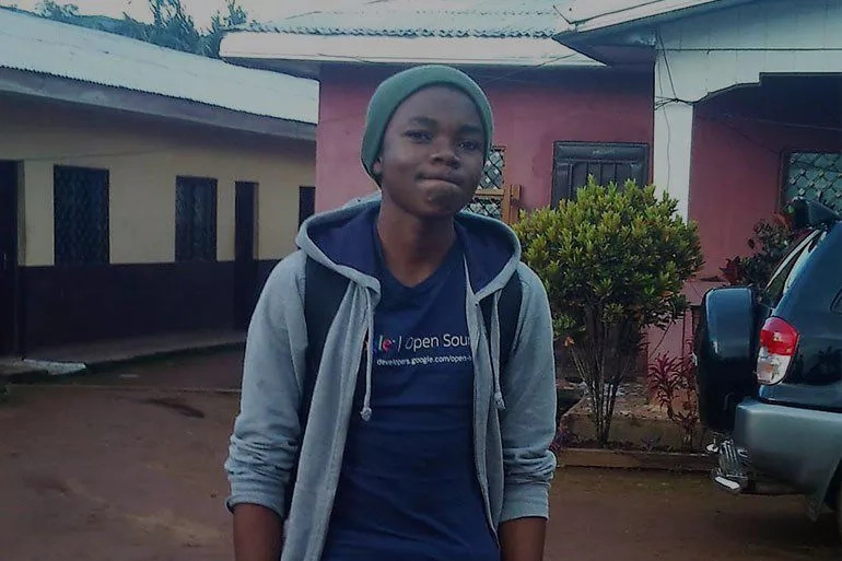 17-year-old teen is 1st African to win Google coding challenge (photos)