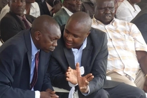 Jubilee MP's uncle sprayed with bullets, killed instantly