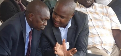 Senior officer in Ruto's office says life is in DANGER, mentions these 2 MPs