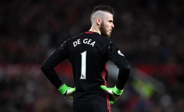 Jose Mourinho jealously warns David De Gea's suitors to stay away