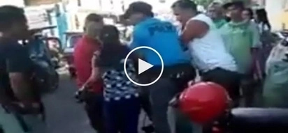 Nag-sabunutan na! Cheating Pinoy's wife and mistress get arrested by cop in Aklan for fighting in public