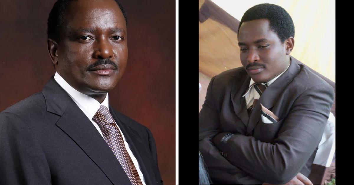 Meet Jesse Kinyanjui, the Kiambu man who looks every way like Kalonzo Musyoka