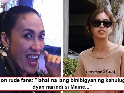 Natumbok ni Madame! Ai-Ai Delas Alas lays down theory behind Maine Mendoza's absence from spotlight for past months!