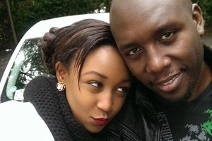 This is what Betty Kyallo's ex-husband Dennis Okari did for her on her birthday