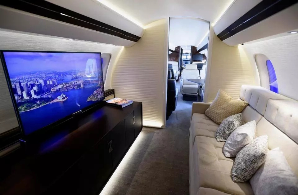 World's biggest private jet will cost you jaw-dropping Ksh7.5 billion and it's already out of stock