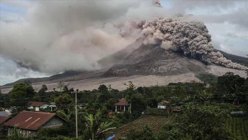 Mount Kanlaon Erupts; No Injury Reported