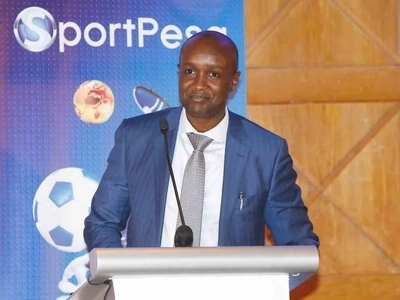 The AWSEOME car that Sportpesa CEO has just acquired costing KSh 40 million