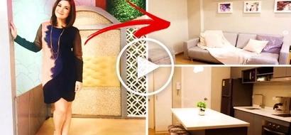Pang-Princess Sarah ang tahanan! Take a look at Camille Prats' luxurious condominium unit in Makati!