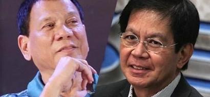 Ping Lacson backs Duterte's fight against drugs