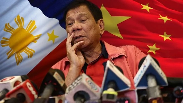 Revealed: Duterte conspires with China to kill US alliance